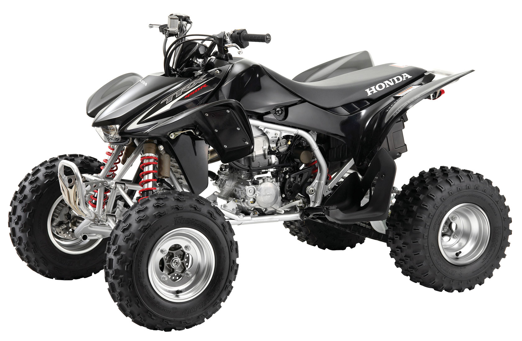 ... HONDA TRX450ER (Electric Start) (2008 - 2009)
