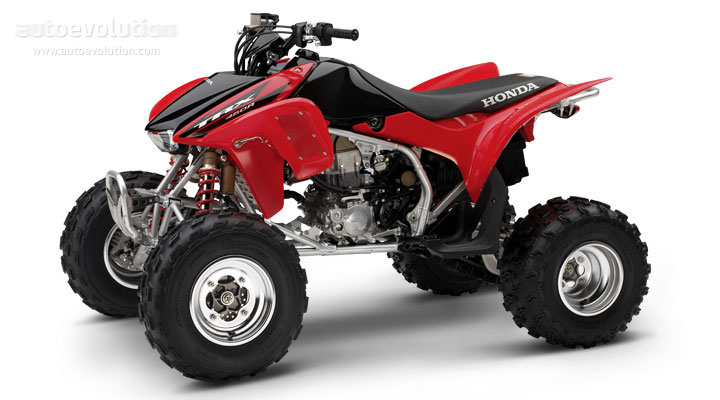 honda trx450r (electric starter) (2006 - present)