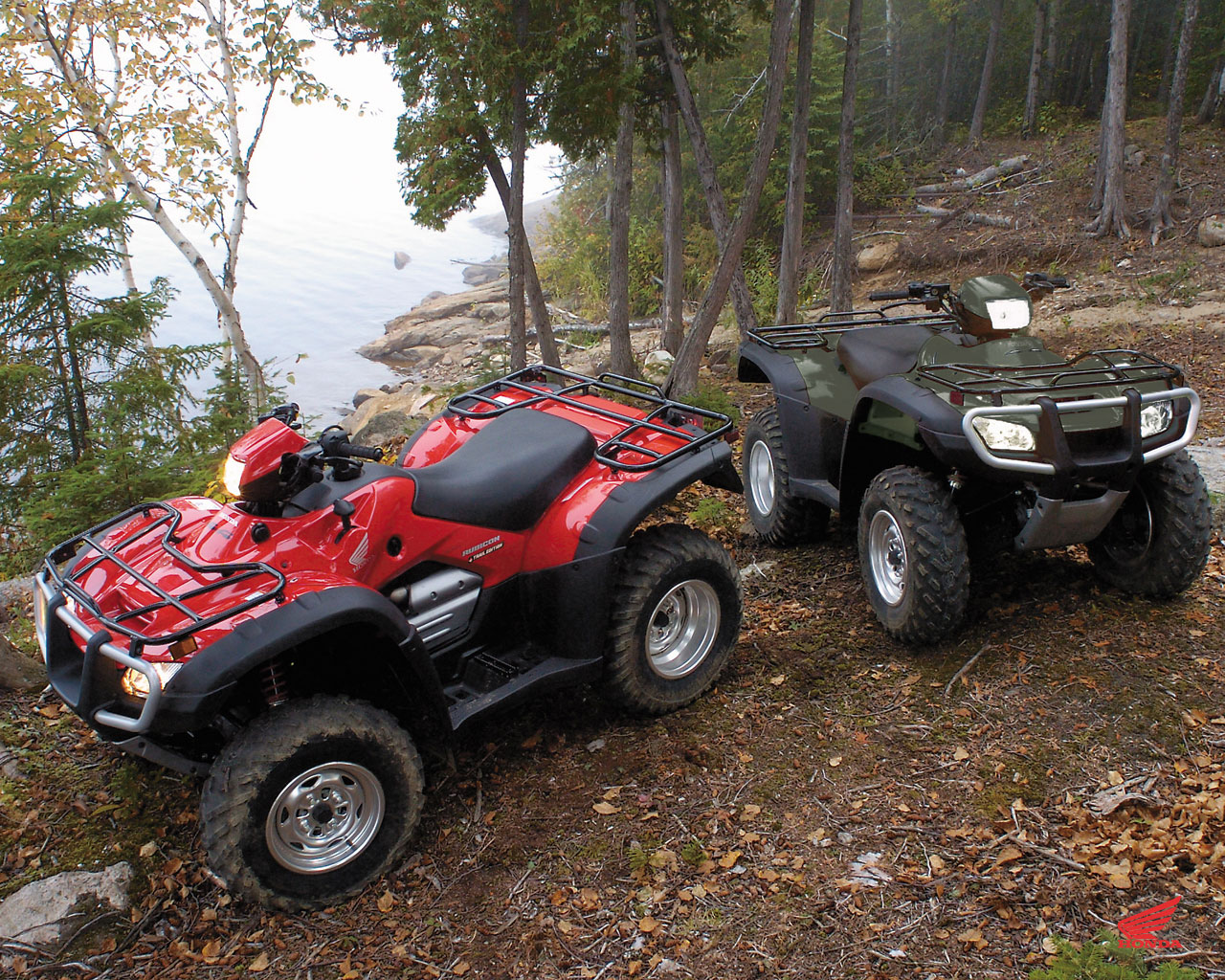 HONDA TRX500PG Canadian Trail Edition Rubicon specs  2008 2009