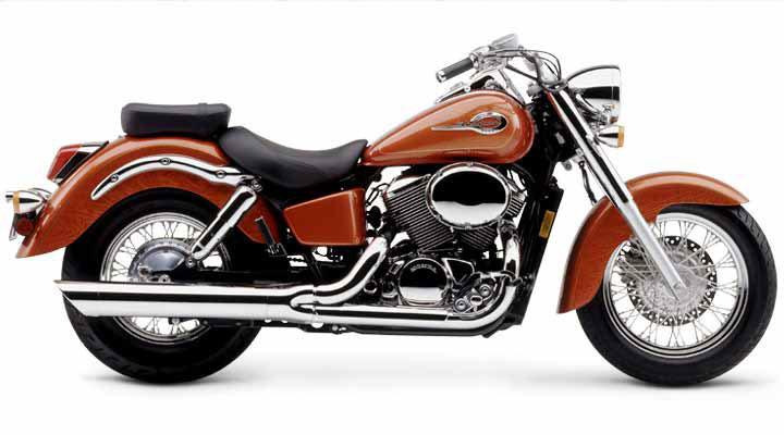 2003 honda shadow ace 750 manual