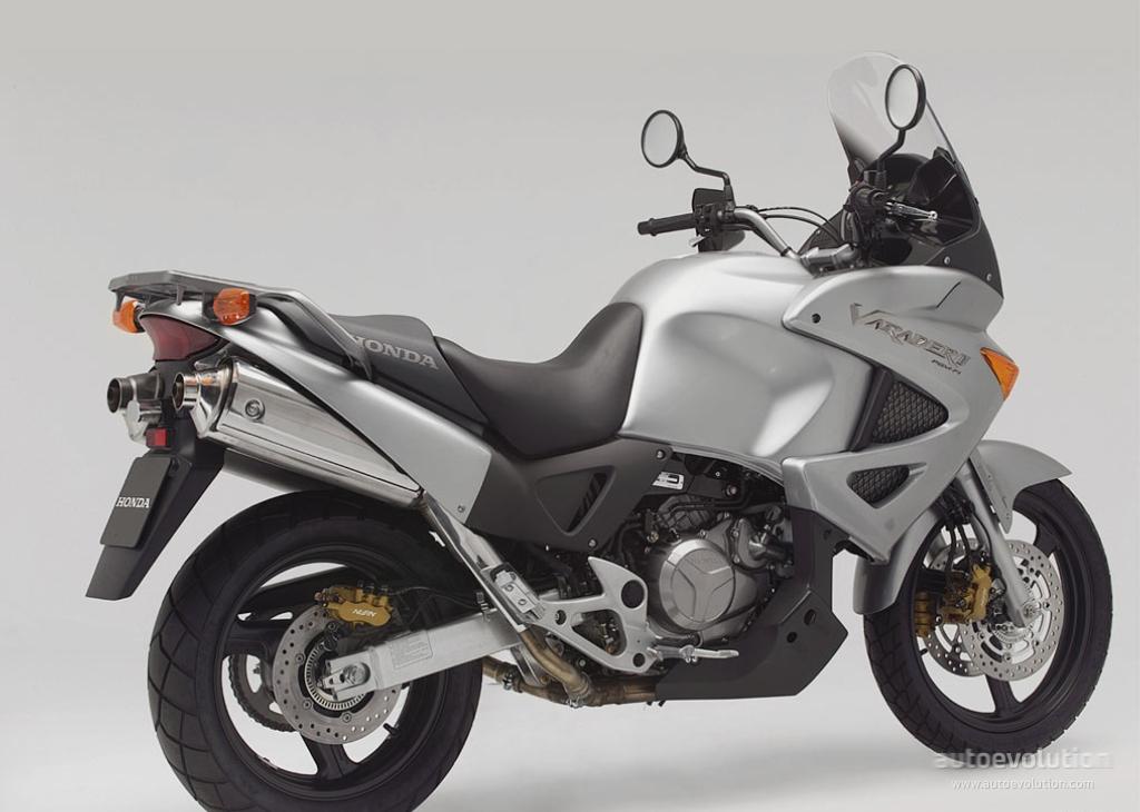 Honda Xl 1000 V Varadero 2004 2005 2006 2007 2008