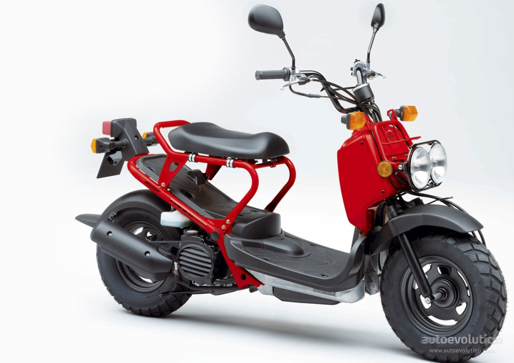 Honda Zoomer 2002 2003 2004 2005 2006 2007 2008