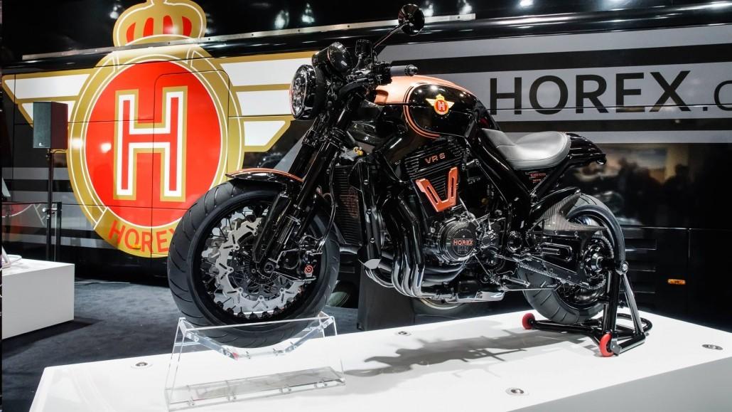 horex cafe racer 2016 present