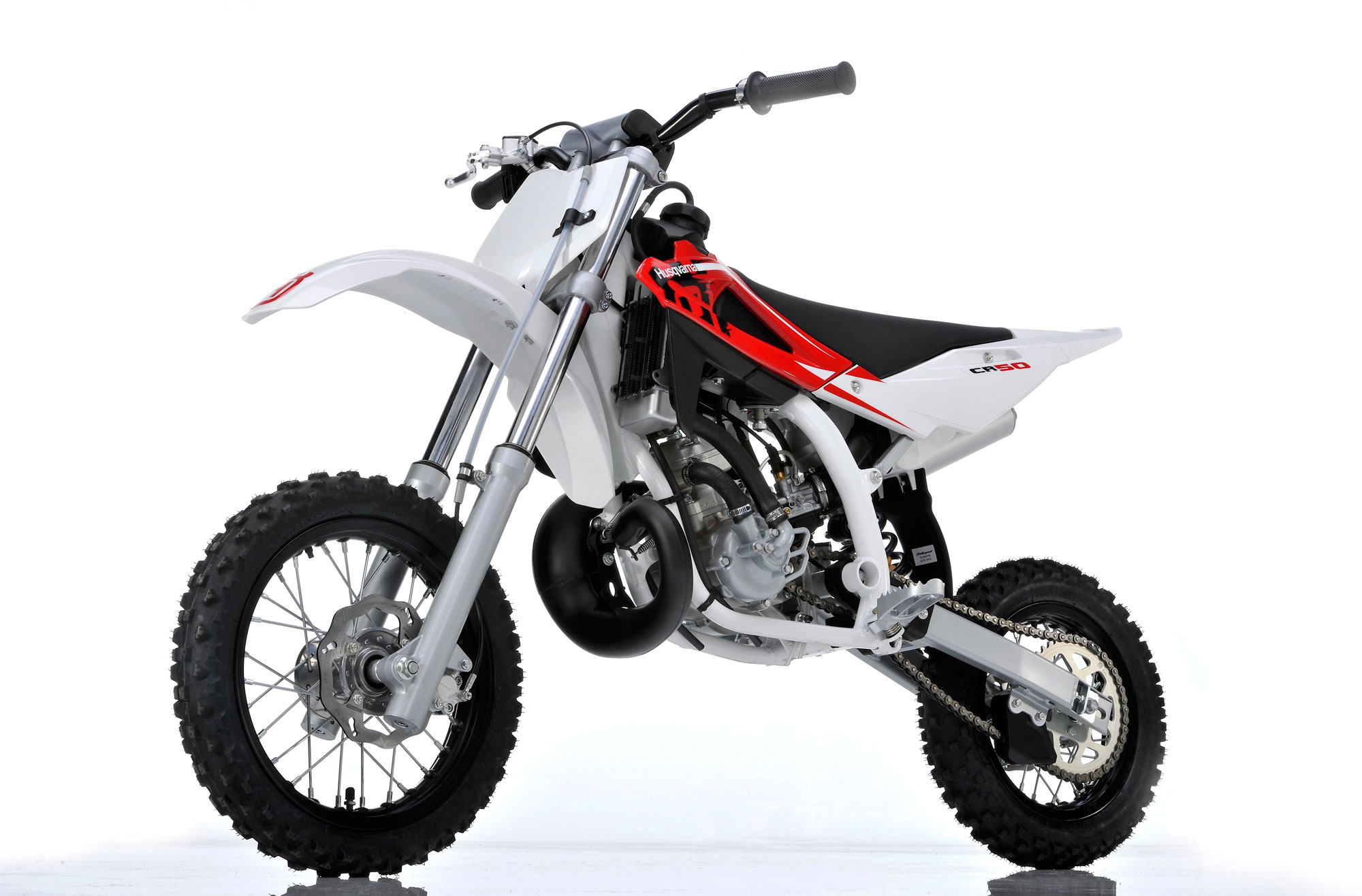 husqvarna cr 50 specs 2011 2012 autoevolution. Black Bedroom Furniture Sets. Home Design Ideas