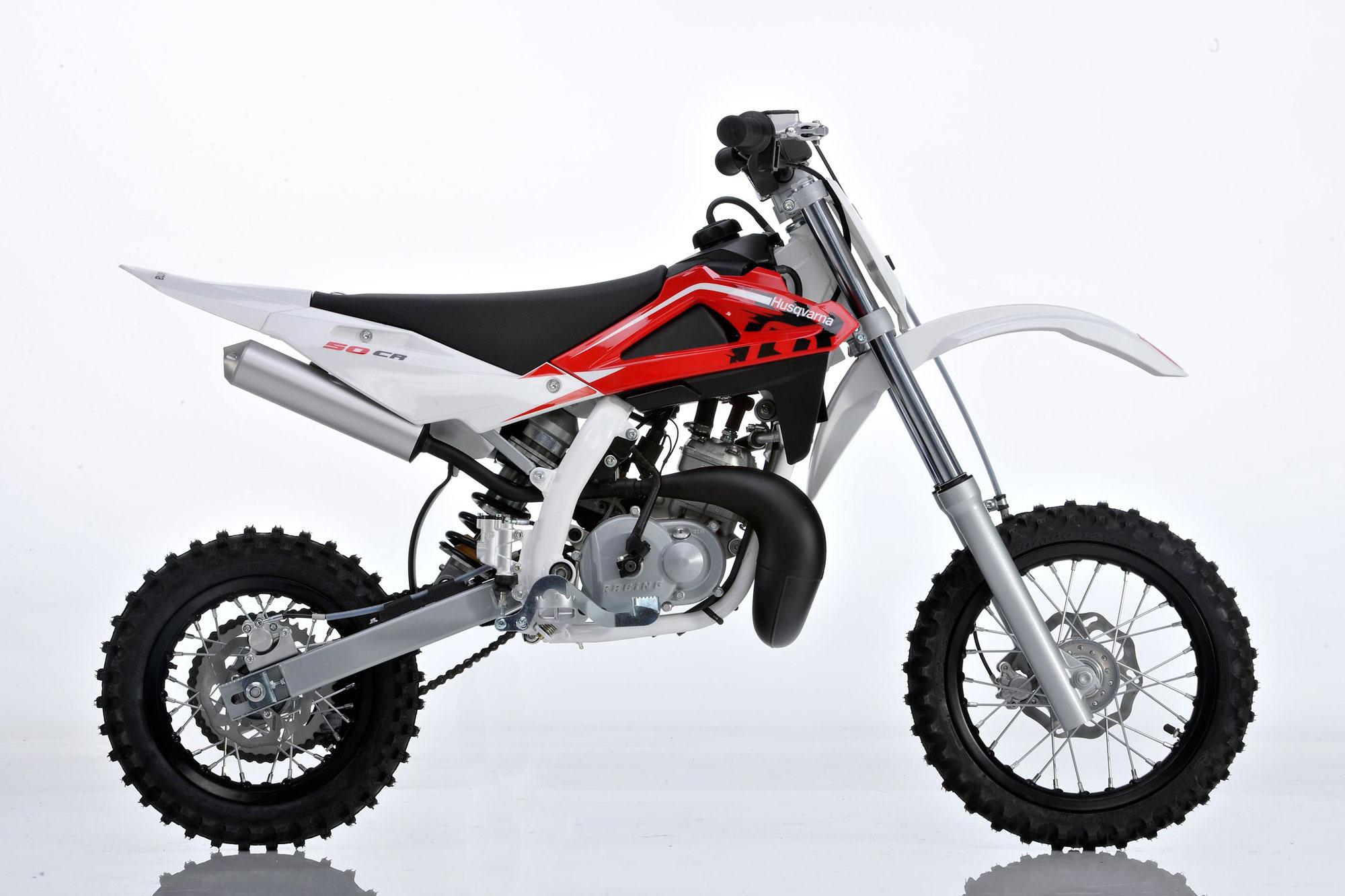 HUSQVARNA CR 50 specs - 2011, 2012 - autoevolution