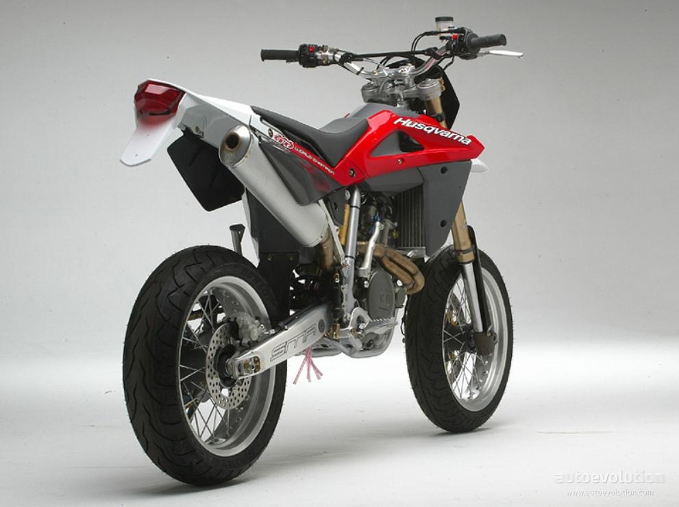 Husqvarna 701 2018 Supermoto >> HUSQVARNA SM 450 R specs - 2003, 2004 - autoevolution