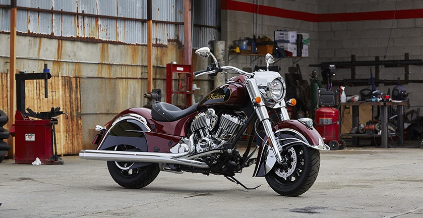 Indian Chief Classic 2017 Autoevolution