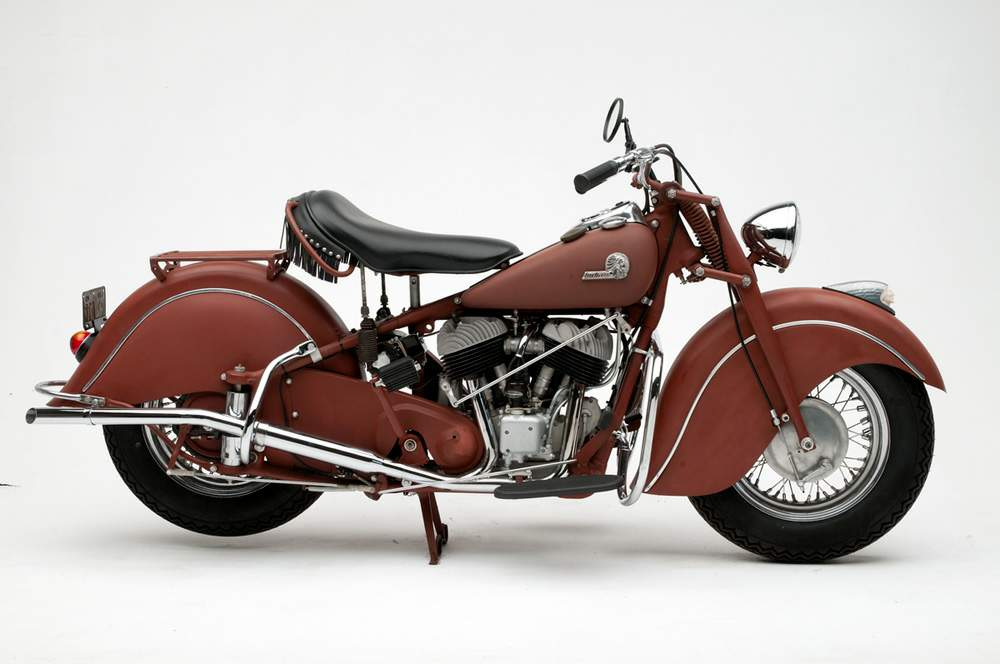 INDIAN Chief - 1946, 1947 - autoevolution