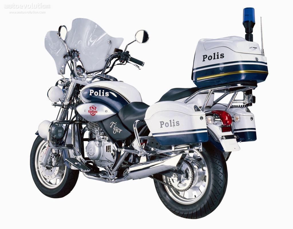 Kanuni Tiger 250 Polis Specs 2005 2006 2007 2008