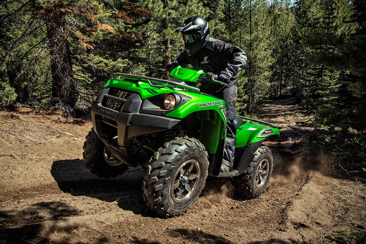 Kawasaki Brute Force  Reviews