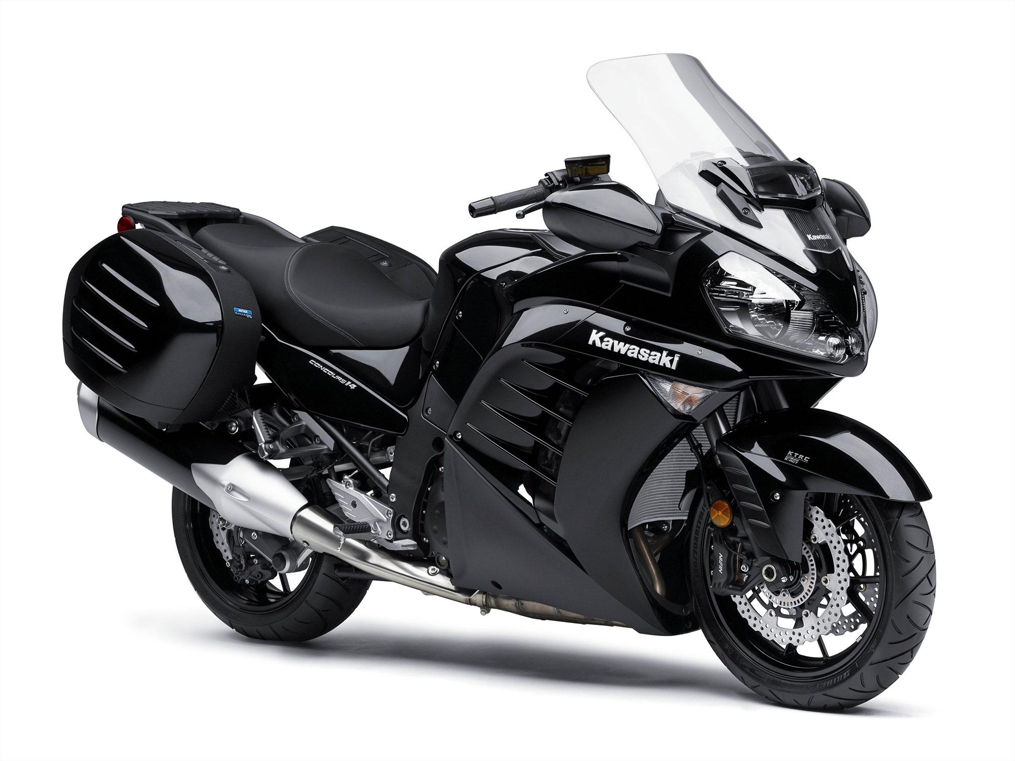 Kawasaki Concours  Abs Horsepower
