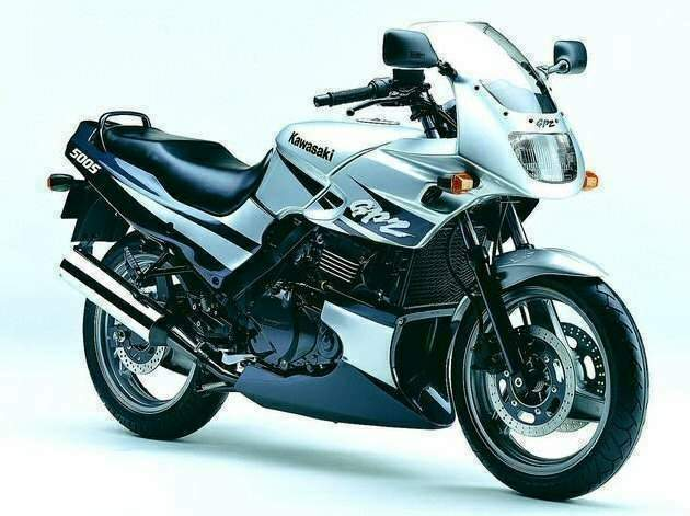 Kawasaki Gpz How Much Hp