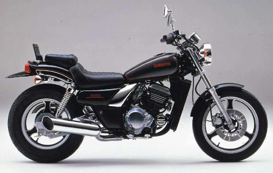Kawasaki Eliminator Specs