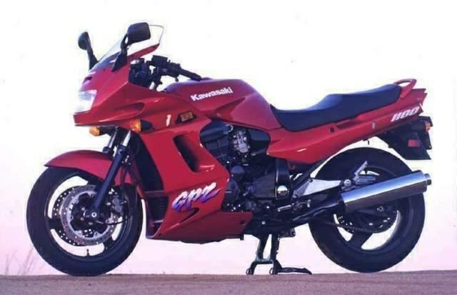 Kawasaki Gpz  Specs