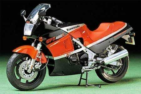 Kawasaki Gpz 400r Specs 1987 1988 1989 Autoevolution