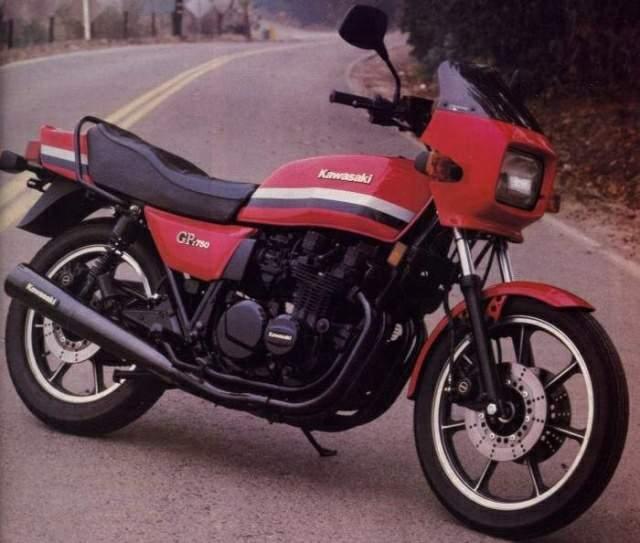 Kawasaki Gpz 750 Specs - 1983  1984  1985