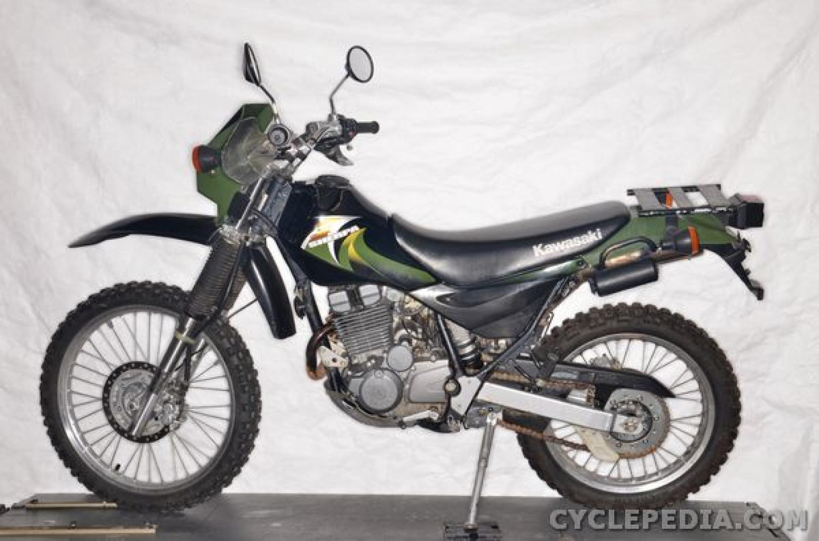 Kawasaki Super Sherpa Kl