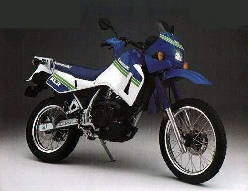 Kawasaki Klr 650 Specs 1987 1988 1989 1990