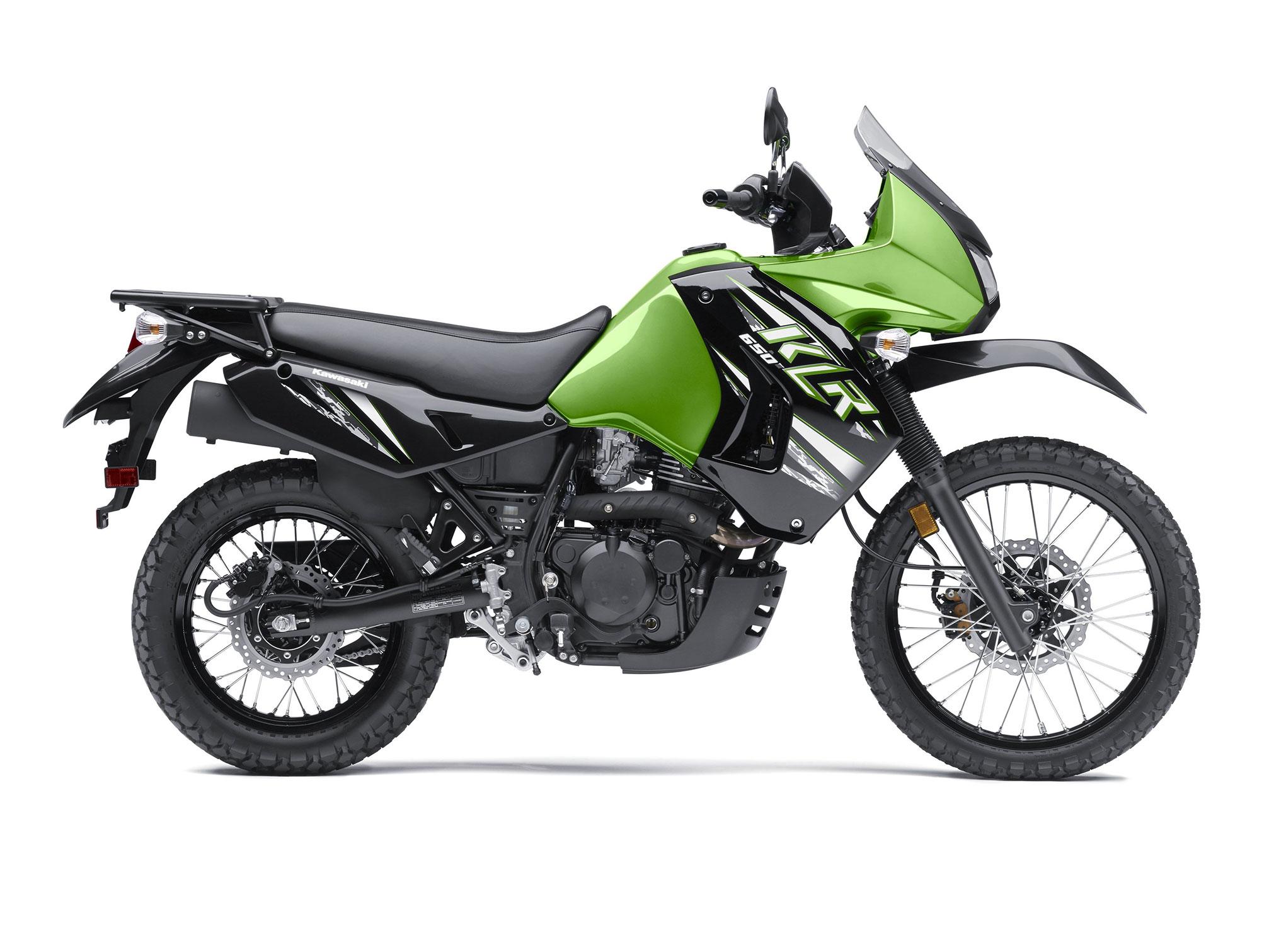 2021 Kawasaki KLX140RF Guide • Total Motorcycle
