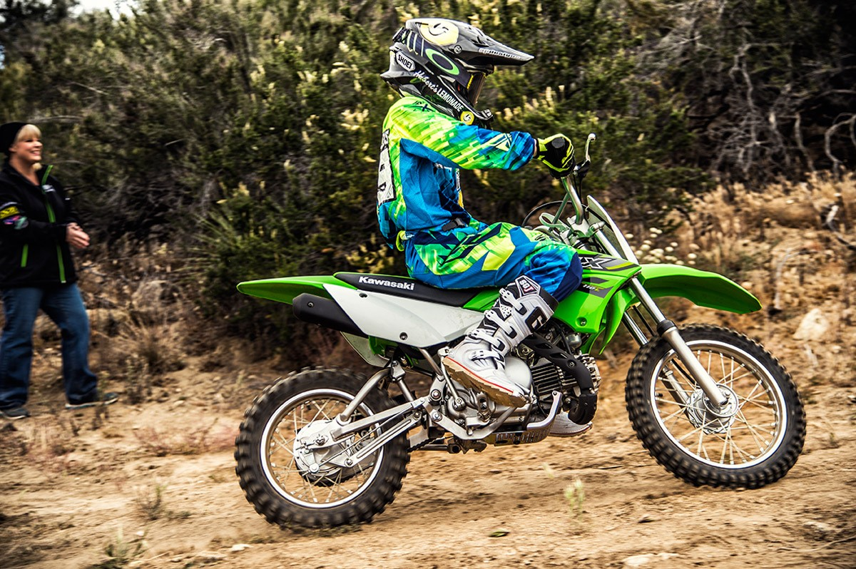 Kawasaki Klx  Specifications