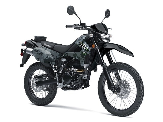 kawasaki klx 250 camo specs 2018 autoevolution. Black Bedroom Furniture Sets. Home Design Ideas