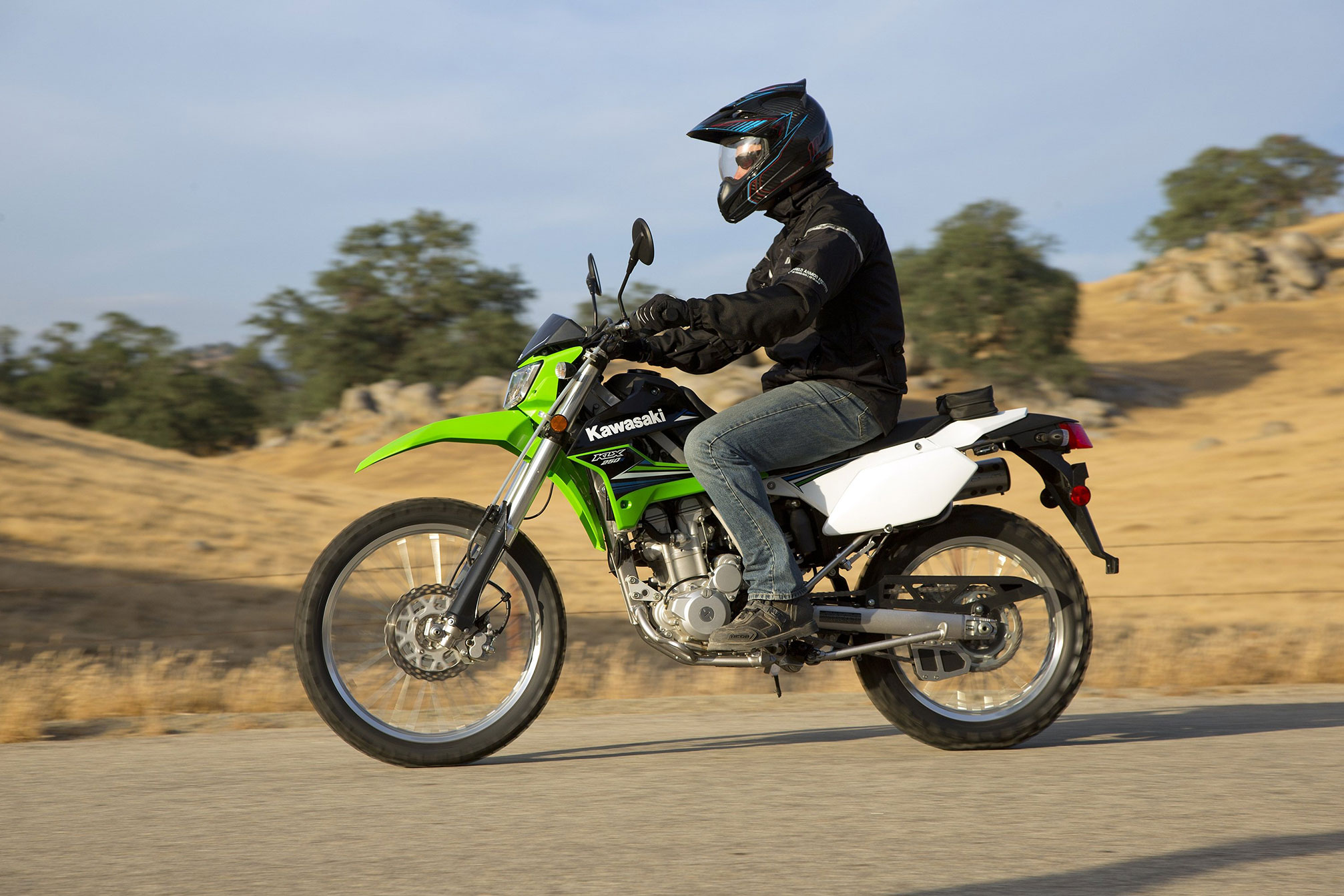 kawasaki klx250s 2013 2014 autoevolution. Black Bedroom Furniture Sets. Home Design Ideas