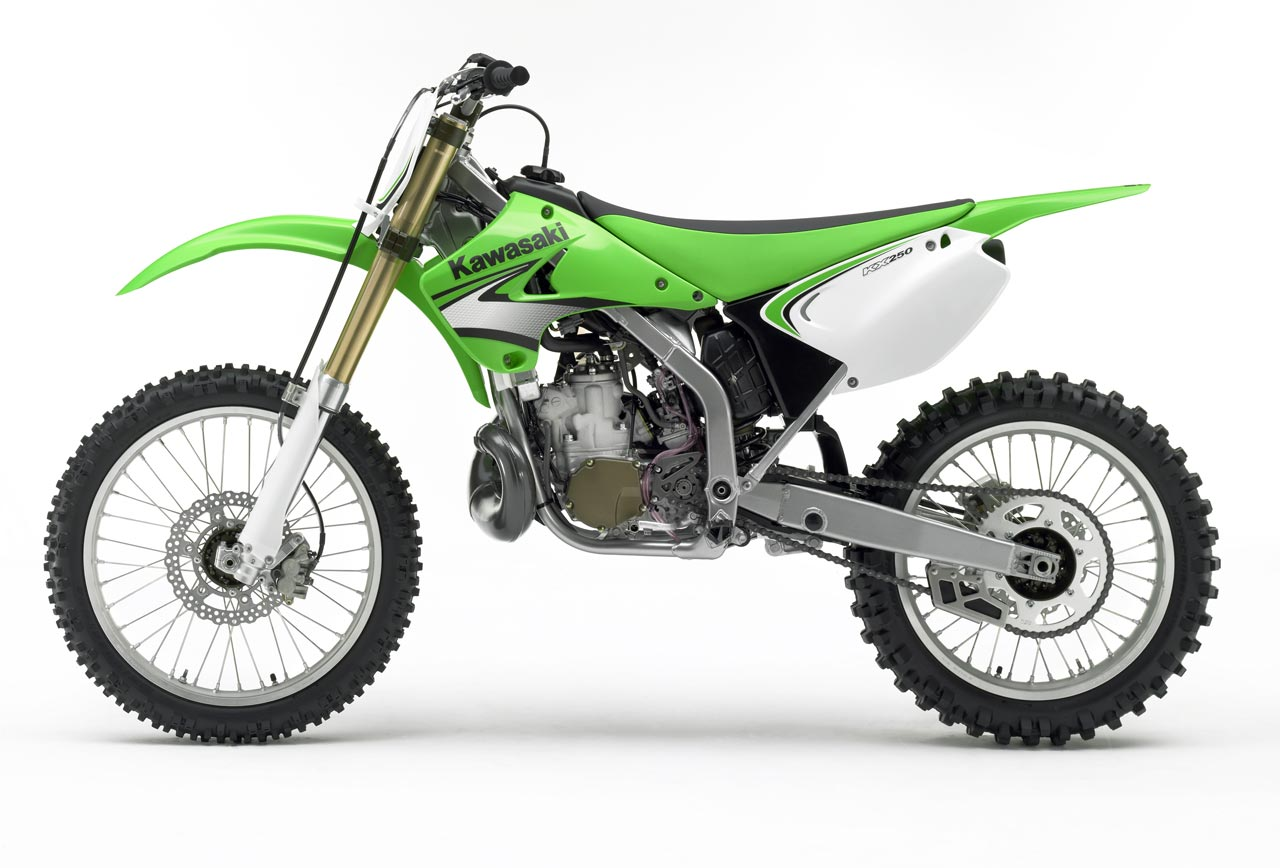 kawasaki kx250 specs 2007 2008 autoevolution. Black Bedroom Furniture Sets. Home Design Ideas