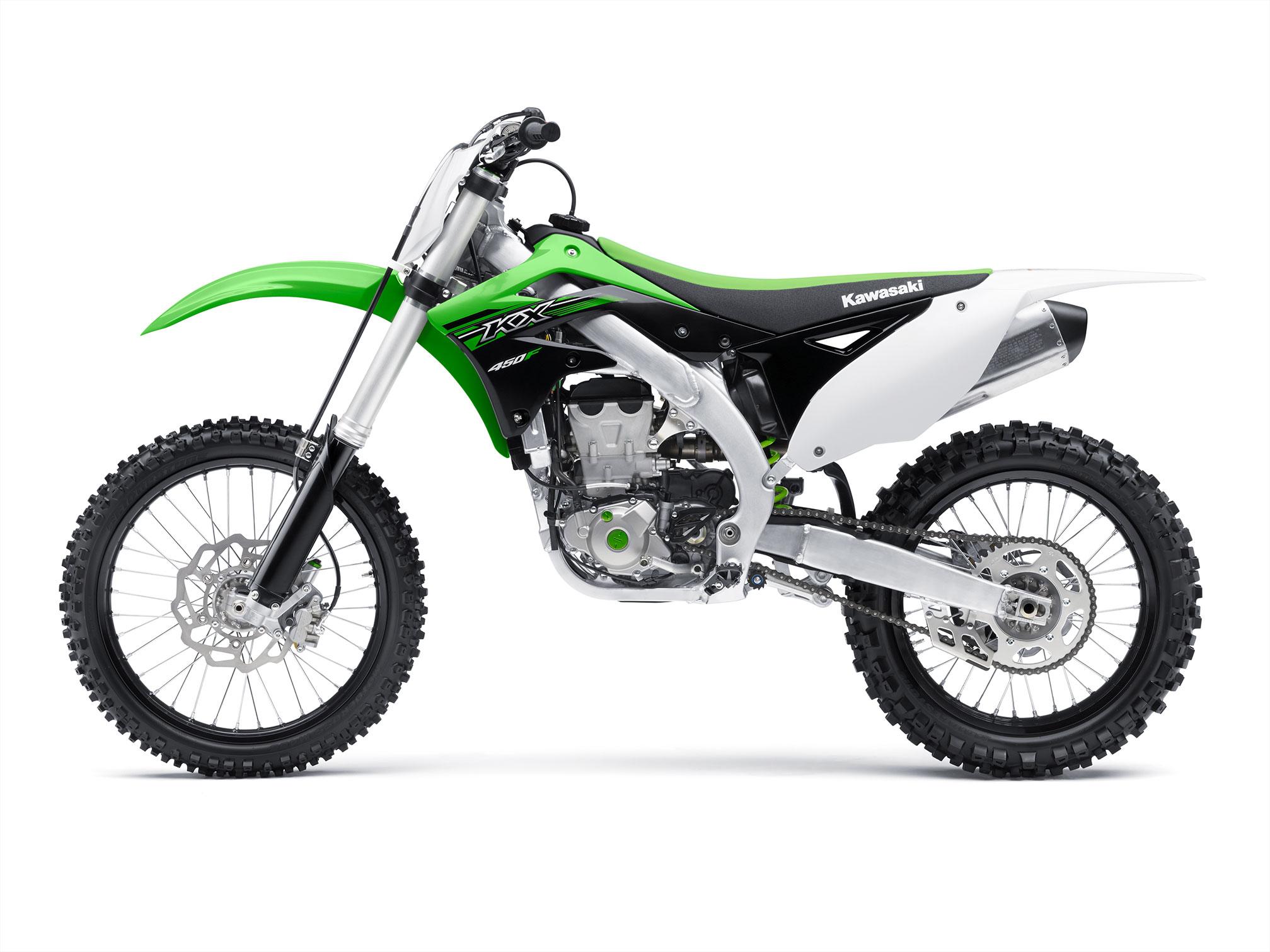 2018 Kawasaki Kx 450 F