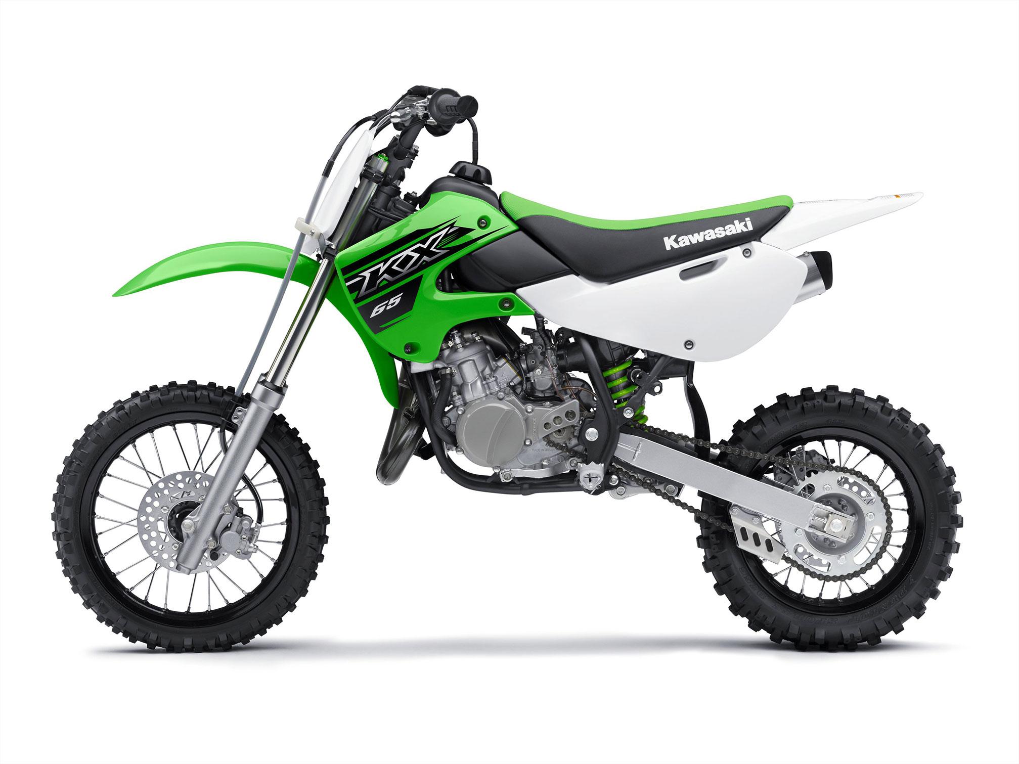 Kawasaki Kx65 - 2014  2015