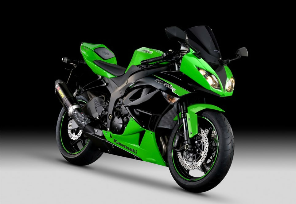 Kawasaki Kawasaki Ninja Zx 6r Performance Edition Specs