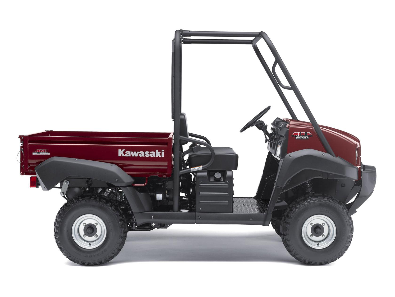 New Kawasaki Mule X