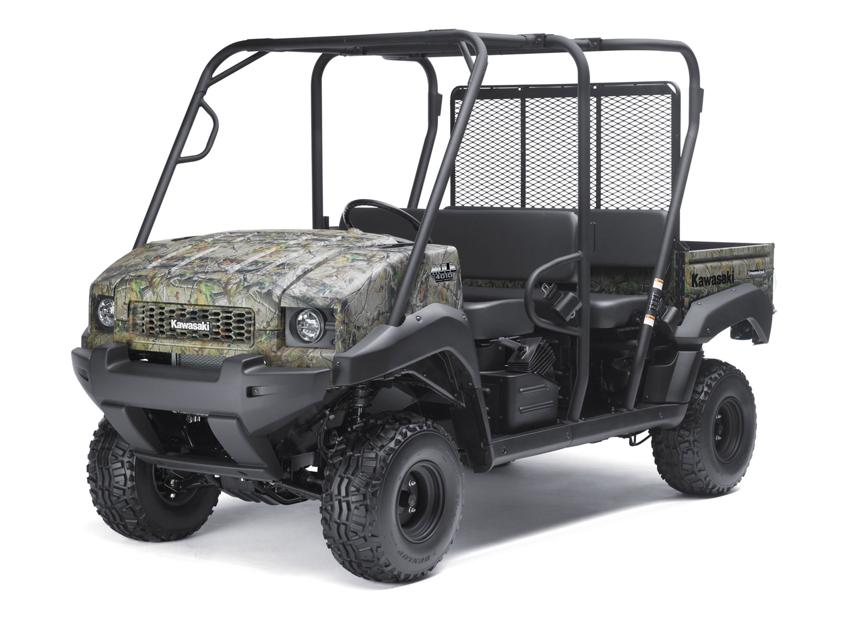 Kawasaki Mule Trans X Accessories