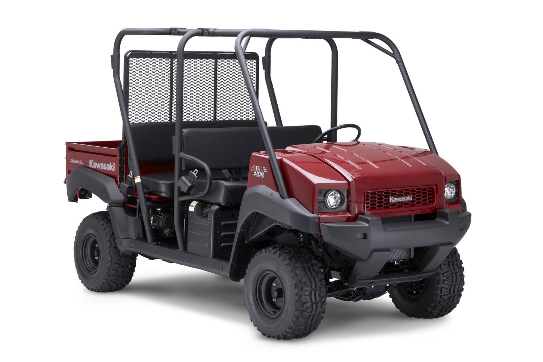 Kawasaki Mule Trans X Reviews