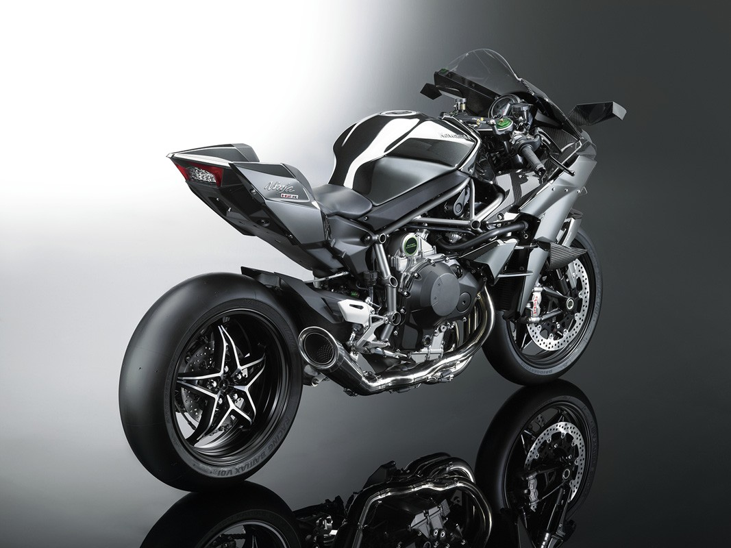 kawasaki ninja h2r specs 2017 2018 autoevolution. Black Bedroom Furniture Sets. Home Design Ideas