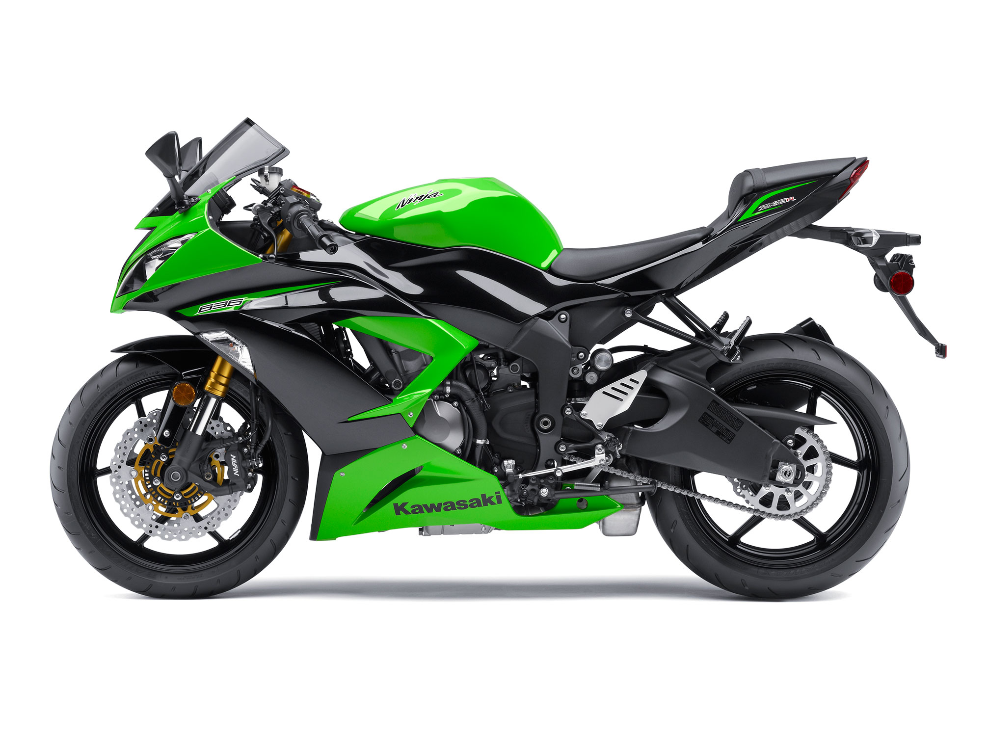 kawasaki ninja zx 6r 2012 2013 autoevolution. Black Bedroom Furniture Sets. Home Design Ideas