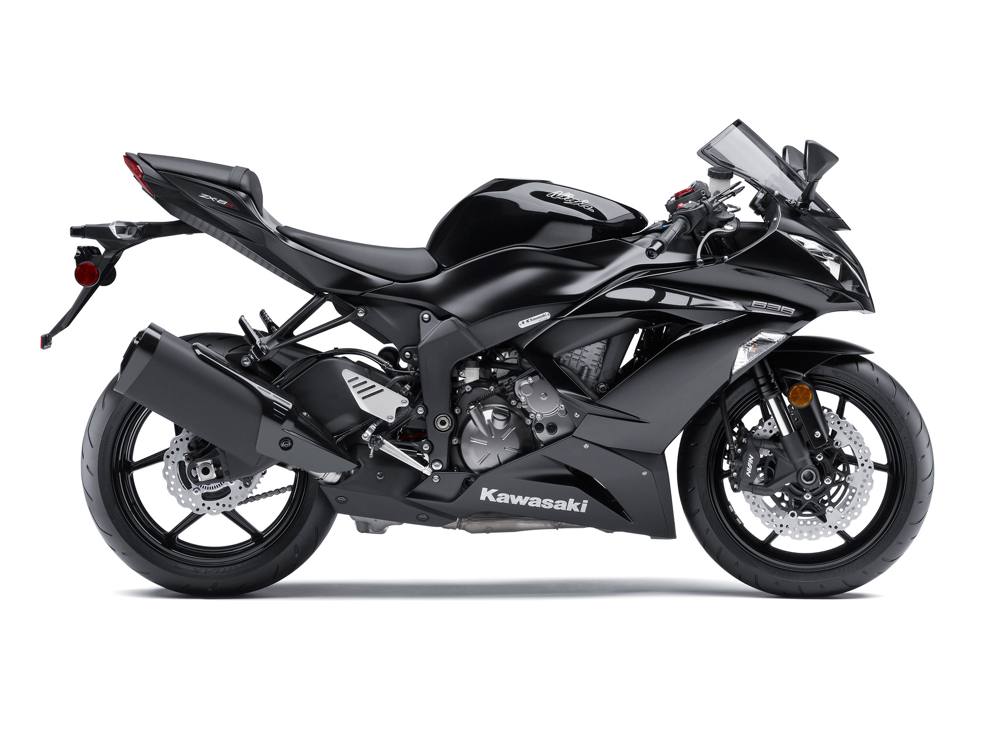 Kawasaki Ninja Zx 6r Specs 2012 2013 Autoevolution