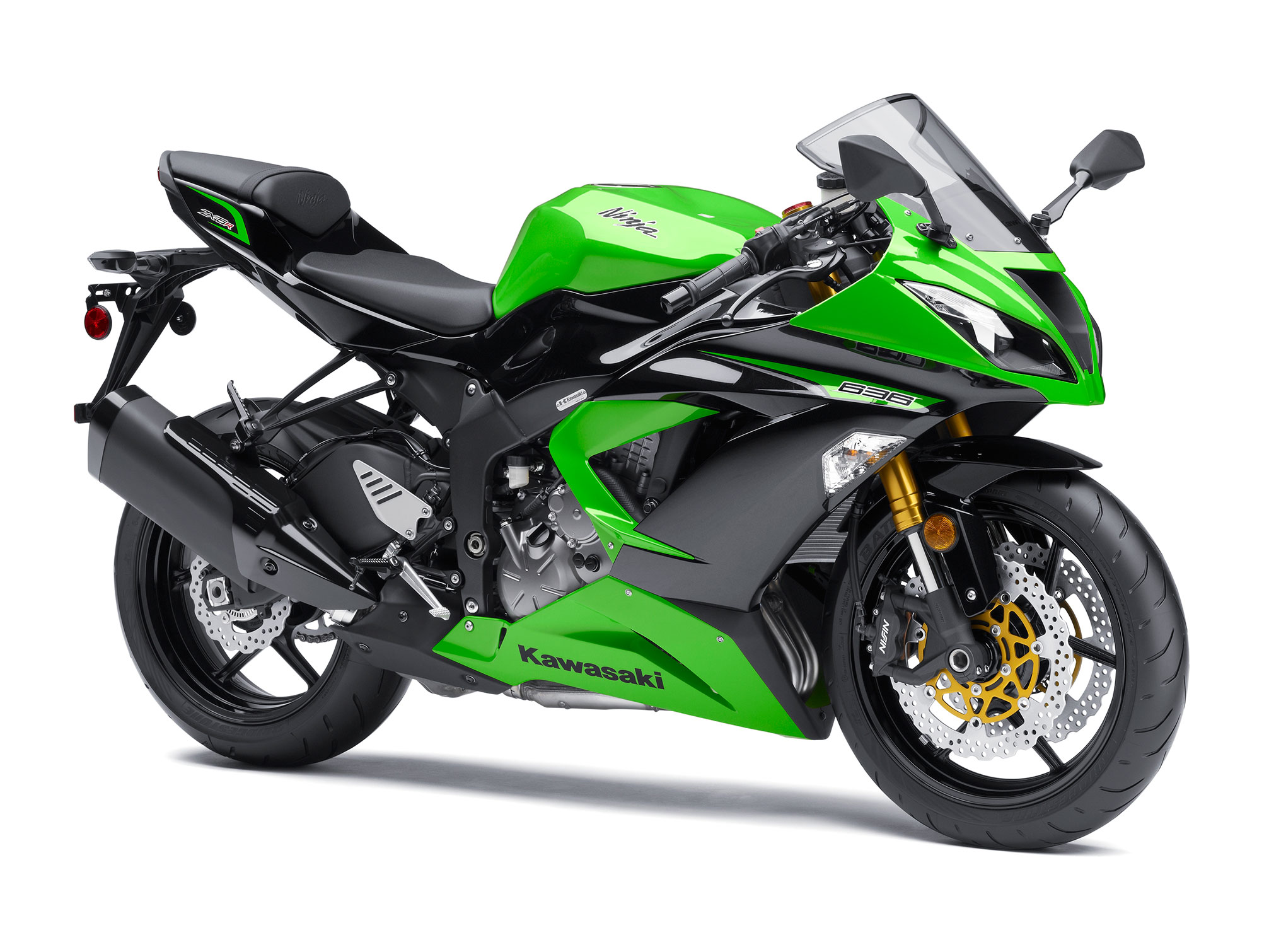 Review of Kawasaki Ninja ZX-6R 636 ABS 2017: pictures