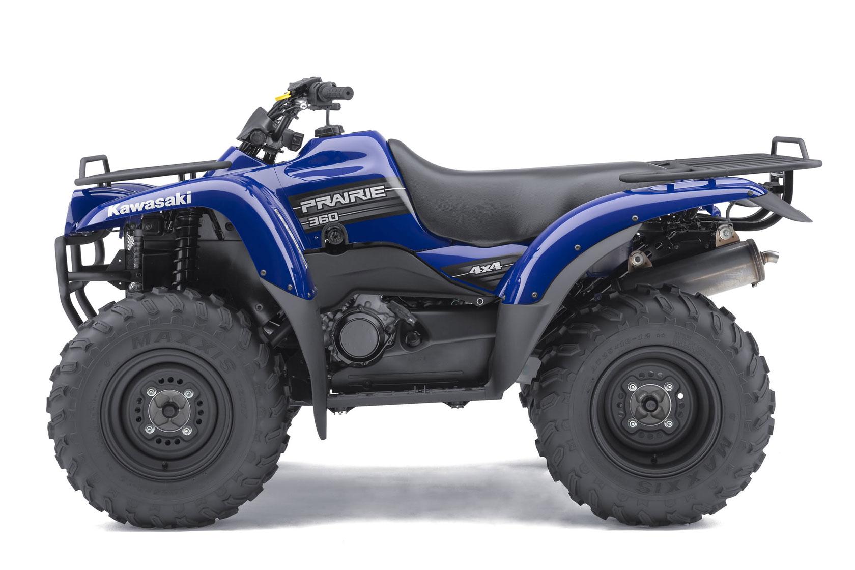 Images of Kawasaki 4x4