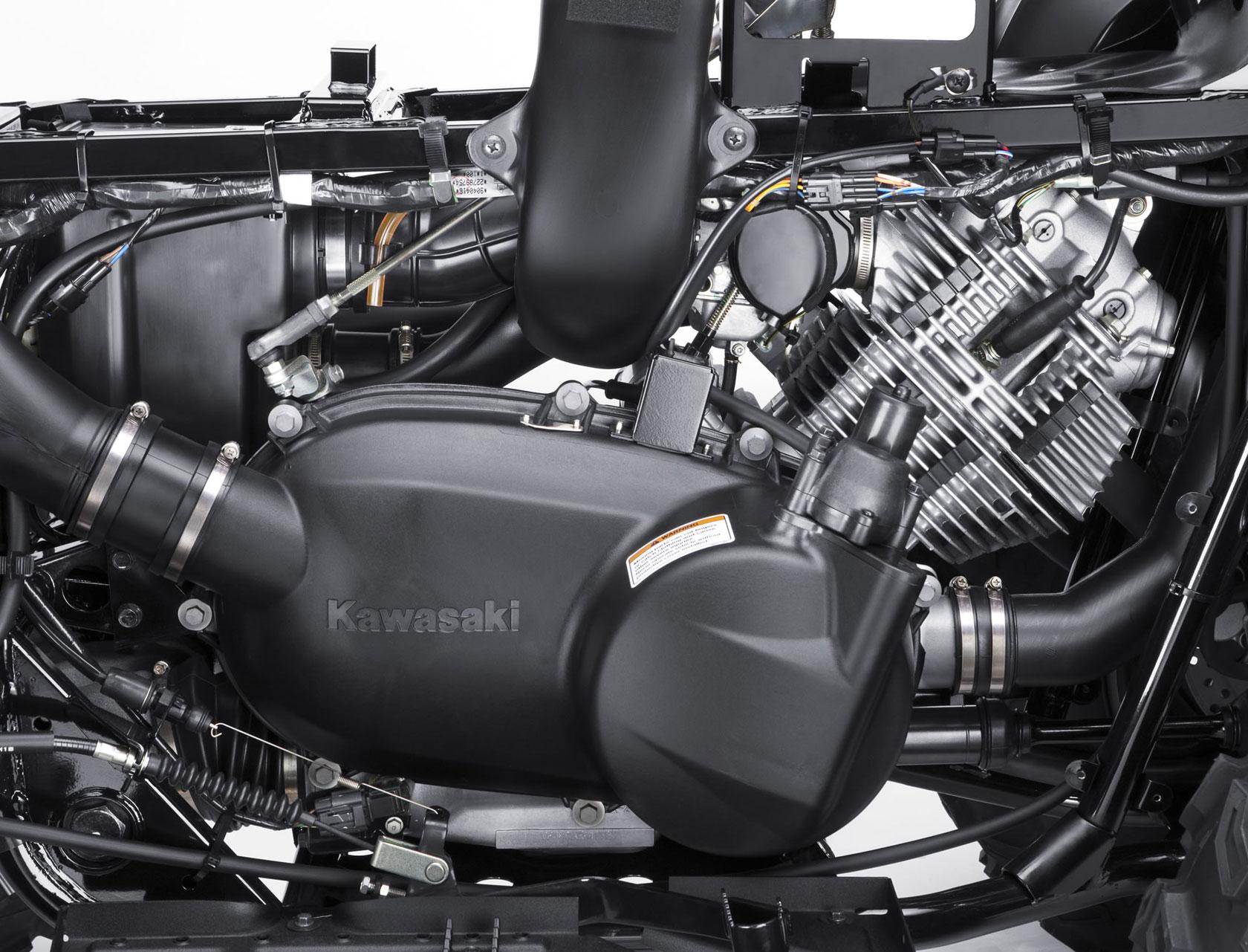 KAWASAKI Prairie 360 4x4 specs - 2011, 2012 - autoevolution