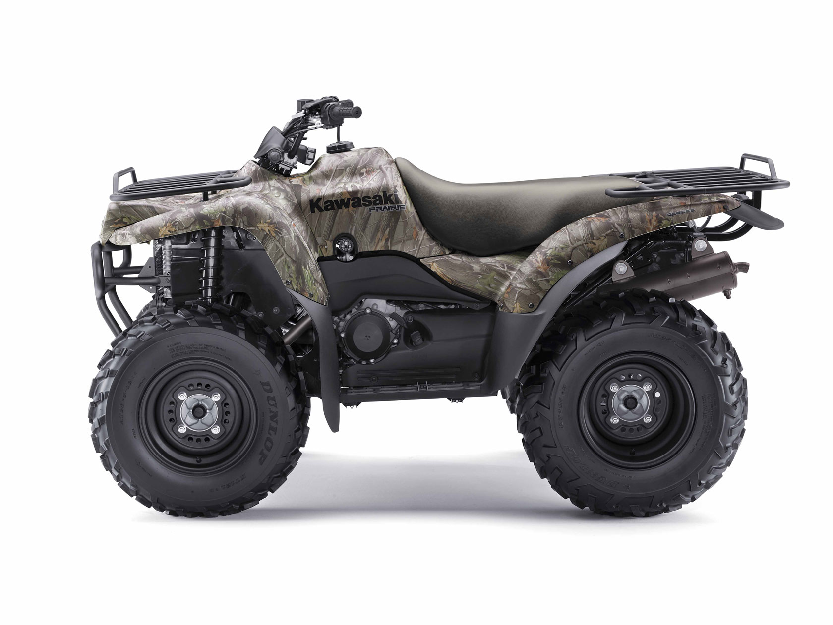 Kawasaki Bayou X Engine