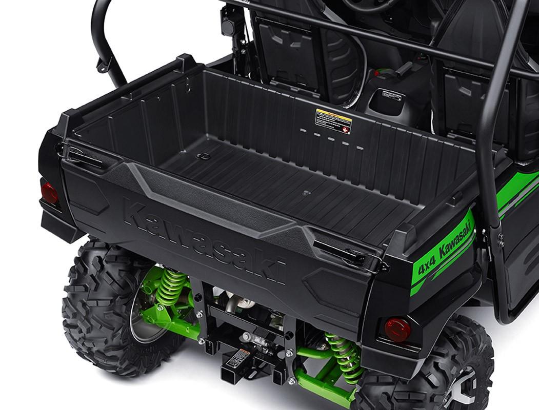Kawasaki Teryx Rear Differential