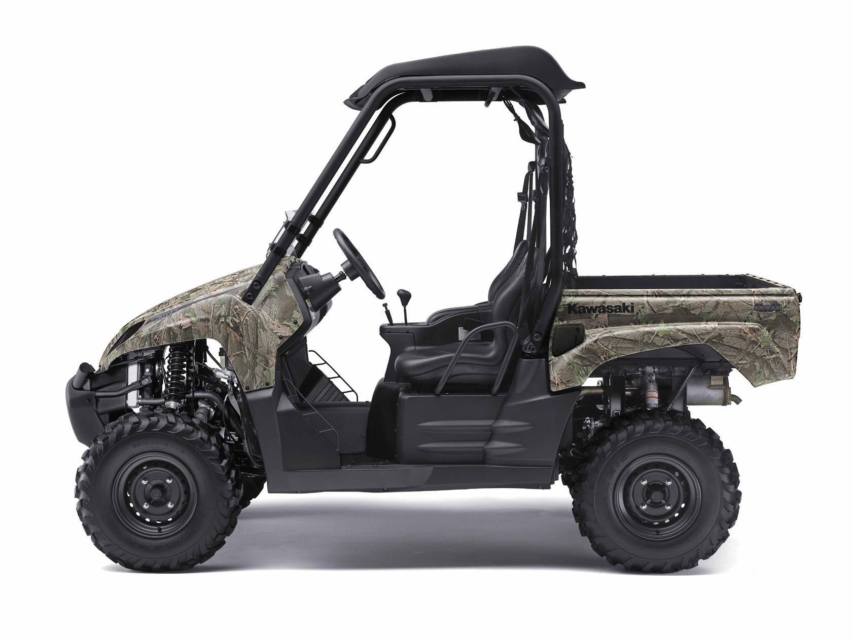 Kawasaki Teryx  Torque
