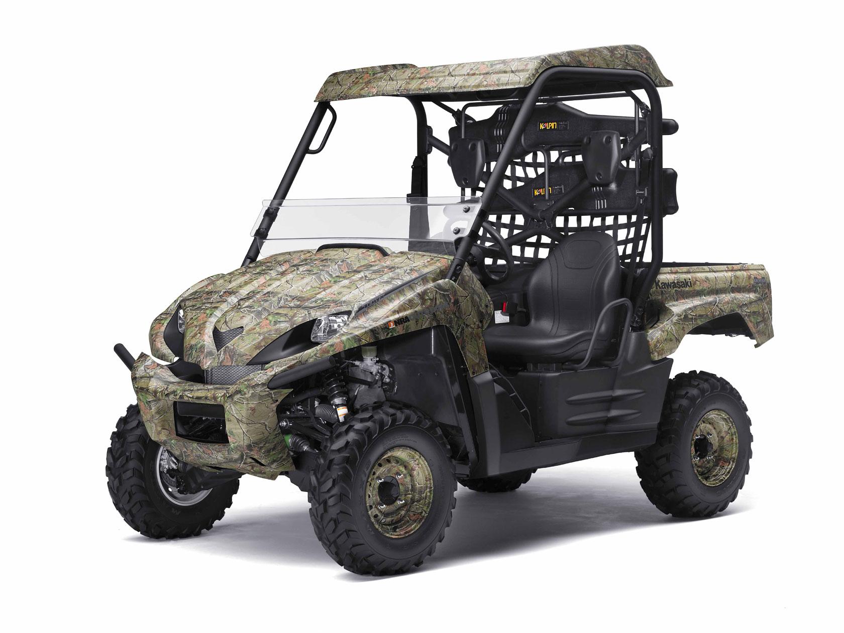Kawasaki Teryx  X Nra Outdoors Specifications