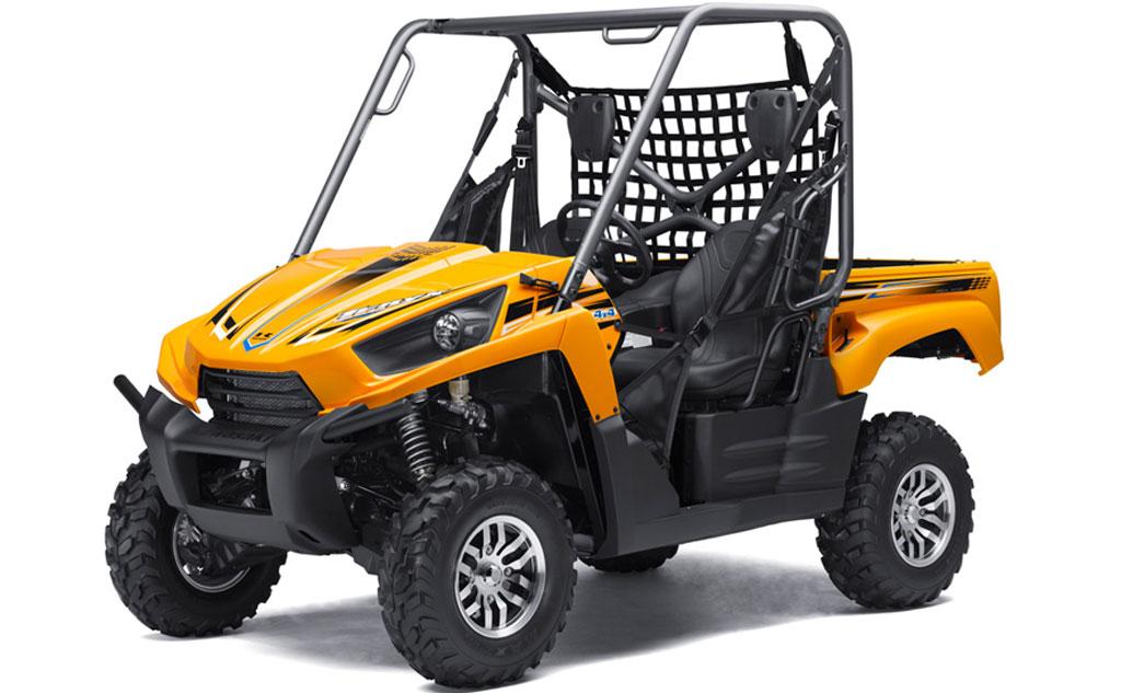 Kawasaki Teryx  Horsepower