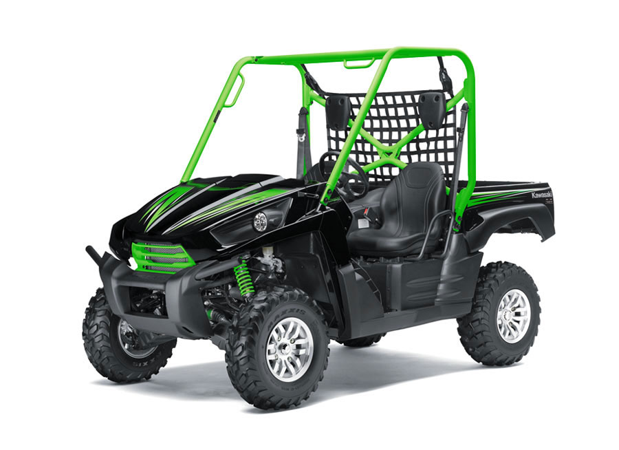 Kawasaki Teryx Monster Edition