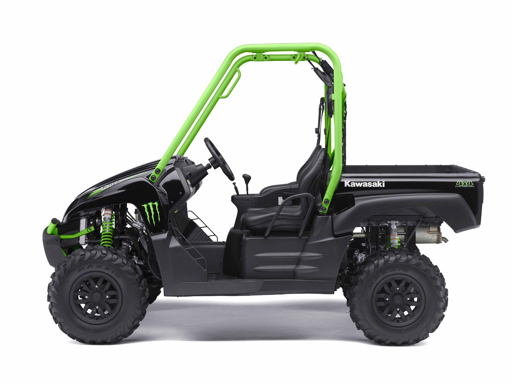 Kawasaki Teryx  Parts
