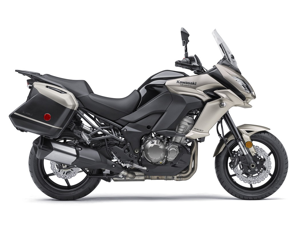 kawasaki versys 1000 lt 2016 autoevolution. Black Bedroom Furniture Sets. Home Design Ideas