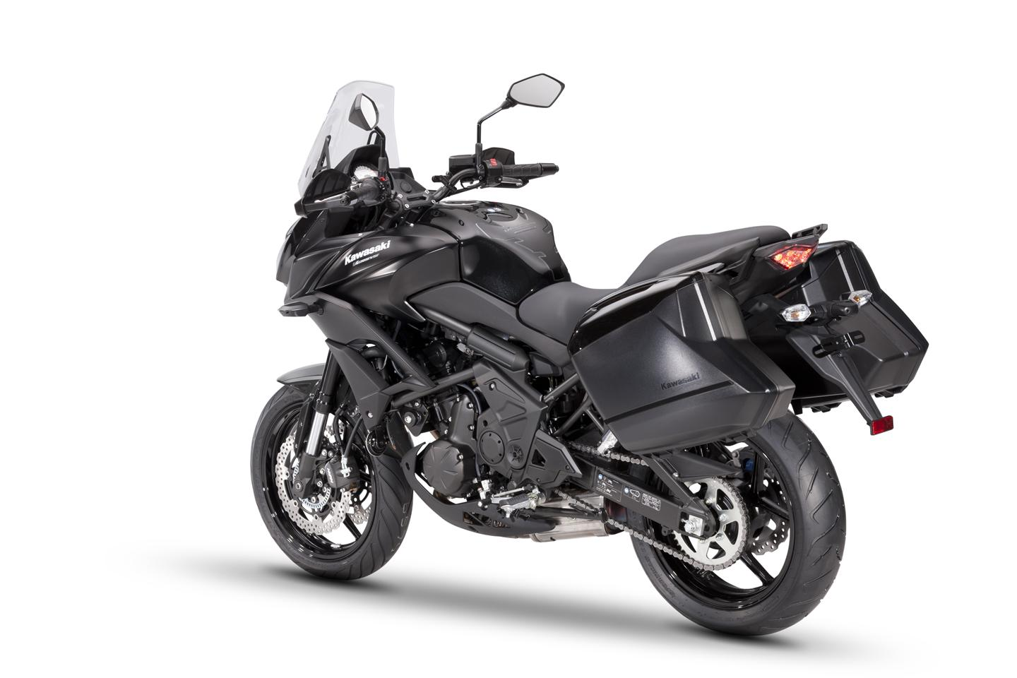 kawasaki versys 650 tourer 2016 autoevolution. Black Bedroom Furniture Sets. Home Design Ideas
