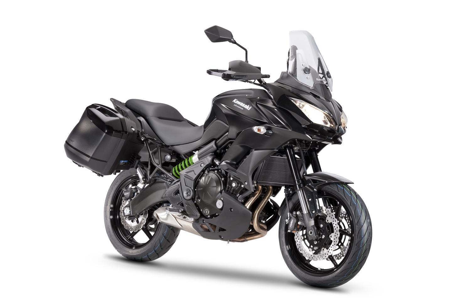 kawasaki versys 650 tourer specs 2016 2017 2018 autoevolution. Black Bedroom Furniture Sets. Home Design Ideas