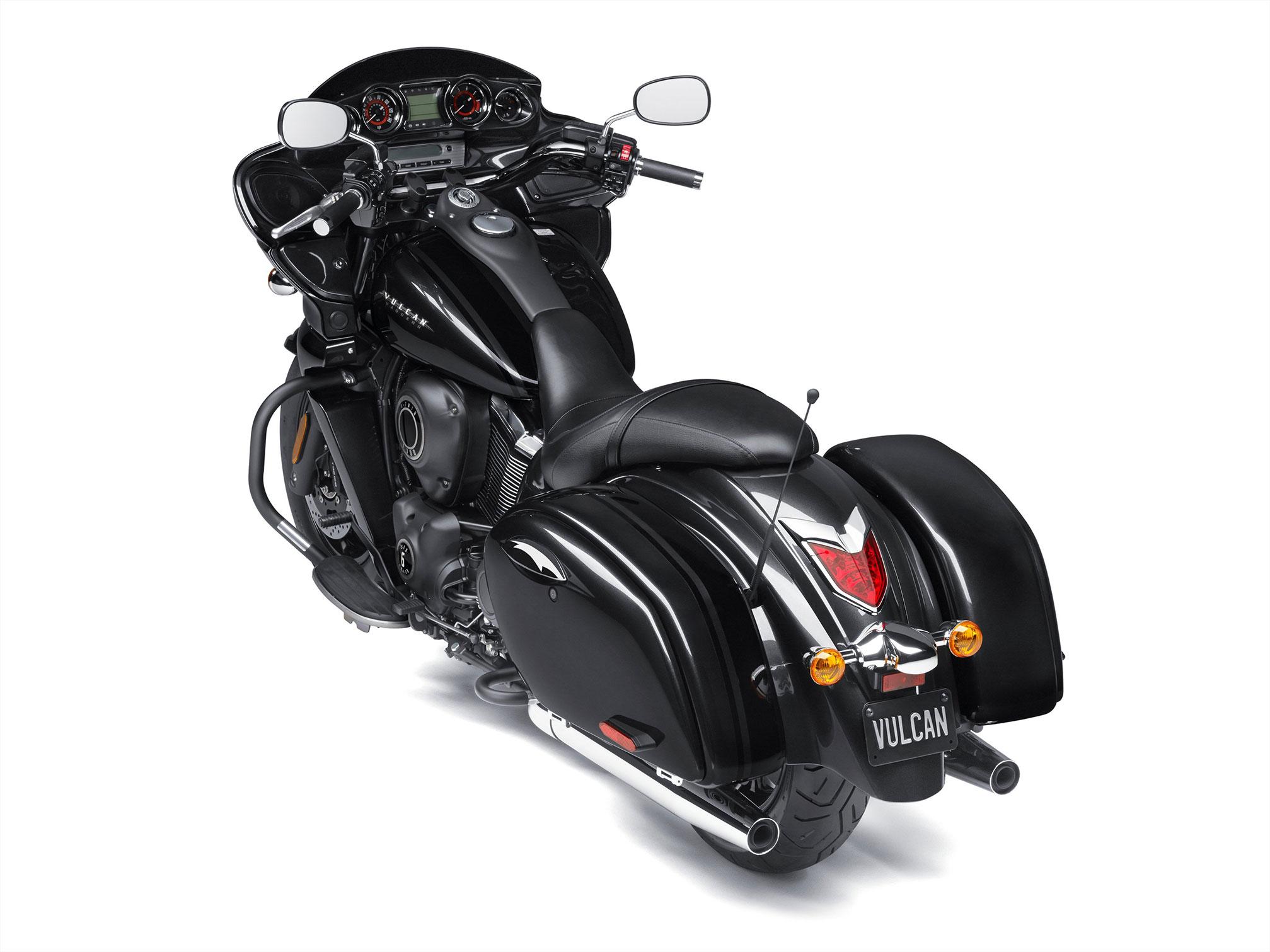 Kawasaki Motorcycles Vulcan Vaquero